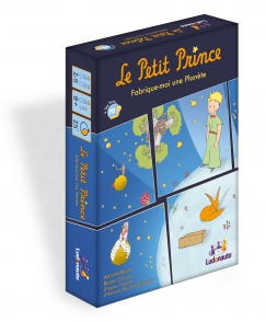Le petit prince – little planet