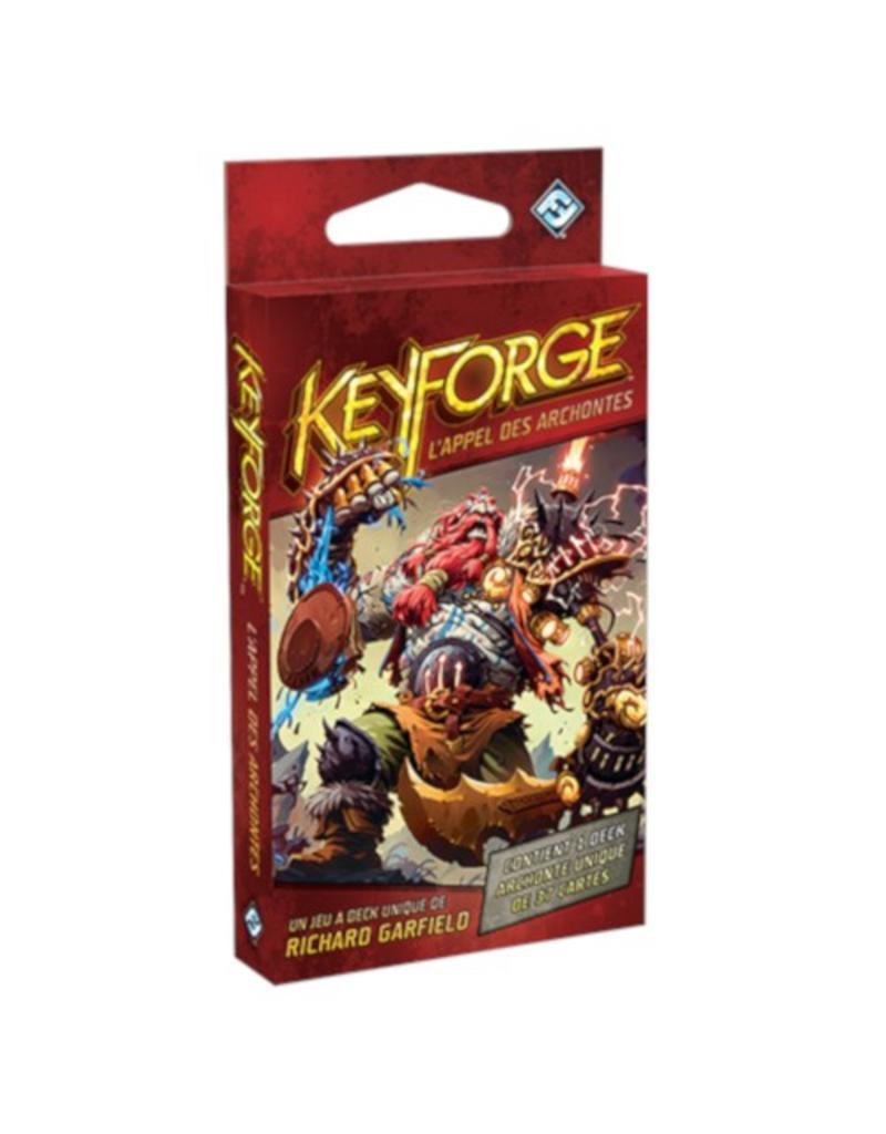 Keyforge – Deck