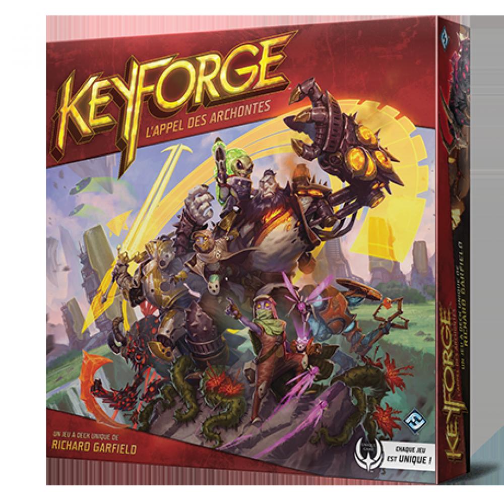Keyforge – Starter