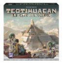 Teotihuacan : La Cité des Dieux