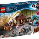 Lego Harry Potter – la valise de Norbert Dragonneau