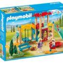Playmobil – Parc de jeu avec toboggan