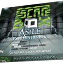 Escape Box – Asile psychiatrique