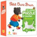 Petit Ours Brun – Puzzle à toucher, les animaux
