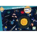 Puzzle Observation – L'Espace