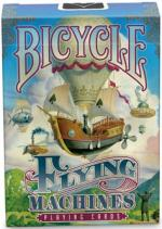 54 Cartes Bicycle – Flying machines