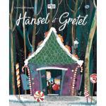 Livre découpé – Hansel et Gretel