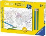 Puzzle à colorier