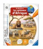 Tiptoi – Je découvre les animaux d'Afrique