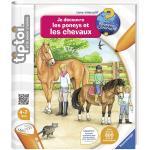 Tiptoi – Je découvre les poneys et les chevaux