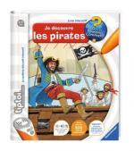 Tiptoi – Je découvre les pirates