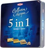 5 jeux en 1 – boite métal