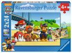 Puzzle 2×24 pièces – Pat' Patrouille, chiens héroïques