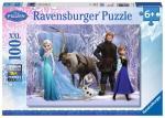 Puzzle 100 pièces – Reine des neiges 2, Dans le royaume de la reine des neiges