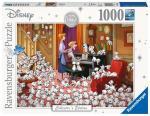 Puzzle 1000 pièces – Les 101 dalmatiens