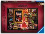 Puzzle 1000 pièces – Villainous, Reine de cœur