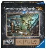 Escape puzzle – Dans la cave de l'effroi