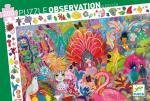 Puzzle Observation – Carnaval de Rio