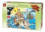 Puzzle 1000 pièces – Rocking Stone