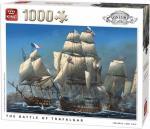 Puzzle 1000 pièces – The Battle of Trafalgar