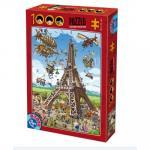 Puzzle 1000 pièces – Tour Eiffel