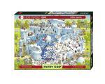 Puzzle 1000 pièces – Polar Habitat