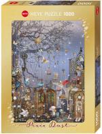 Puzzle 1000 pièces – Magic Keys