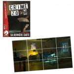 Crime Zoom – Sa dernière carte