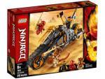Lego Ninjago – La moto tout-terrain de Cole – 70672