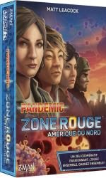 Pandemic – Zone rouge, Amérique du nord