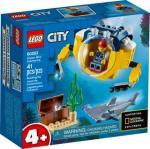 Lego City – Le mini sous-marin – 60263