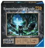 Escape Puzzle – La meute des loups