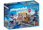 Playmobil City – Barrage de police – 6924