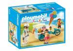 Playmobil – Marchand de glaces et triporteur – 9426