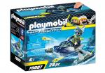 Playmobil – Scooter marin S.H.A.R.K. Team – 70007