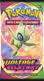Pokémon booster – Épée & Bouclier, Voltage éclatant