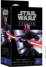 Star Wars Légion – Dark Maul & droïdes sondes Sith