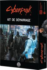 JDR Cyberpunk Red – Kit d'initiation