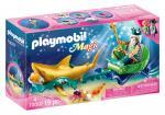 Playmobil Magic – Roi des mers avec calèche royale – 70097