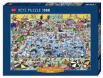 Puzzle 1000 pièces – Cool Down