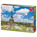 Puzzle 1000 pièces – Le Champ de Mars