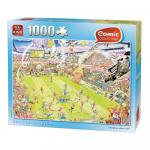 Puzzle 1000 pièces – Soccer Stadium