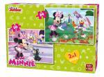 Puzzle 2 en 1 – Minnie