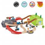Train Hape – Railway, Bucket builder set