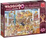 Puzzle 1000 pièces – Wasgij, Les jeux