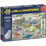 Puzzle 1000 pièces – Jumbo va faire ses courses