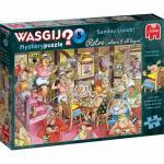 Puzzle 1000 pièces – Wasgij, Le déjeuner du dimanche