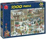 Puzzle 1000 pièces – Noël