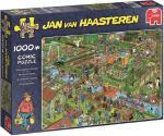 Puzzle 1000 pièces – Le jardin de légumes