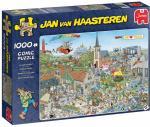 Puzzle 1000 pièces – Retraite insulaire